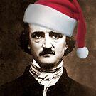 Poe Santa by Lisa Vollrath
