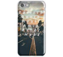 Quantico iPhone Case/Skin