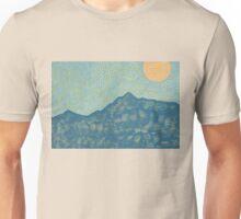 Picuris Mountains original painting Unisex T-Shirt