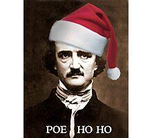 Poe Ho Ho Photographic Print