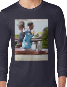 Remy Emille Ratatouille Little Chef Long Sleeve T-Shirt