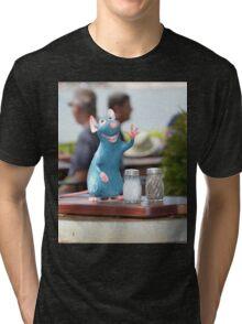 Remy Emille Ratatouille Little Chef Tri-blend T-Shirt