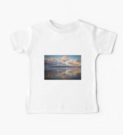 Sheephaven Bay Sunset Baby Tee
