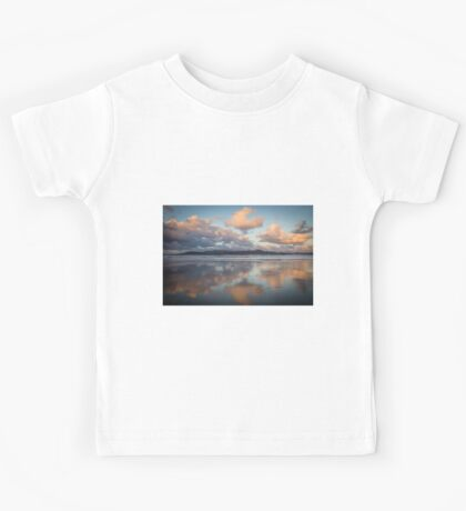Sheephaven Bay Sunset Kids Tee