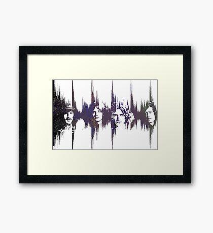 Led Zeppelin  Framed Print