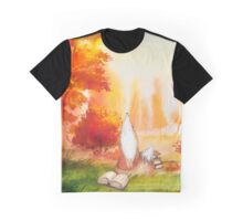 Autumn Fox Graphic T-Shirt