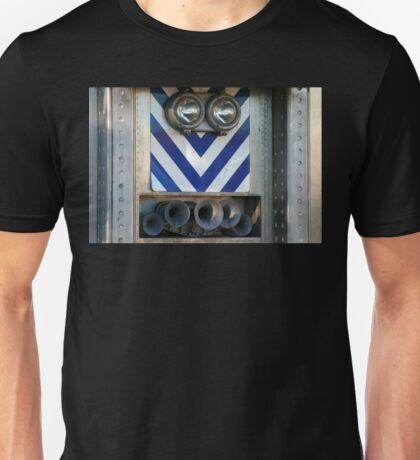 Train Face Unisex T-Shirt