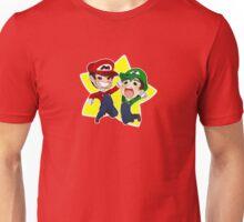 Super Gaming Bros! Unisex T-Shirt