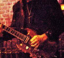 Heavy Metal  Guitarist Iommi  Sticker
