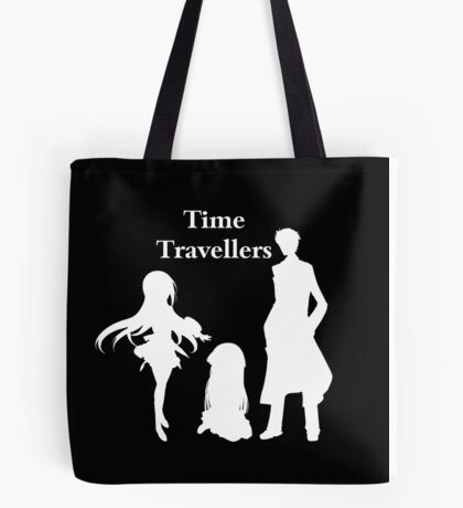 Time Travellers (White Edition) Tote Bag