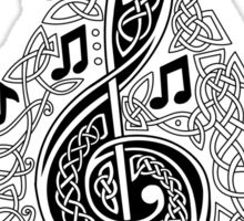 Musical Tree Sticker