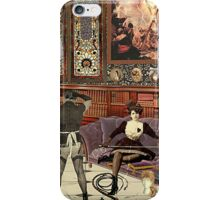 Victorian Personal Trainer iPhone Case/Skin
