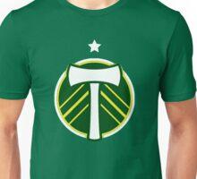 major soccer timbers team Unisex T-Shirt