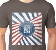 Made In USA Unisex T-Shirt
