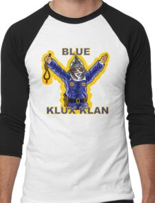 BLUE KLUX KLAN Men's Baseball ¾ T-Shirt