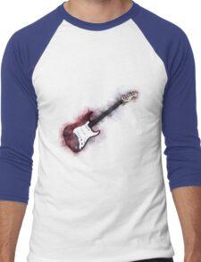 E-Gitarre Men's Baseball ¾ T-Shirt