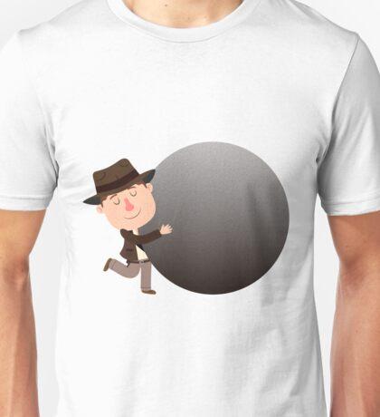 Indy - Boulder love Unisex T-Shirt