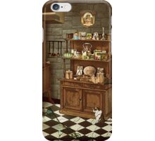 Victorian Recipes iPhone Case/Skin