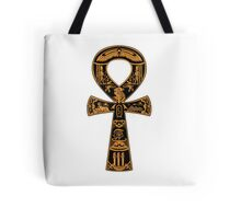 Ankh Detailed Tote Bag