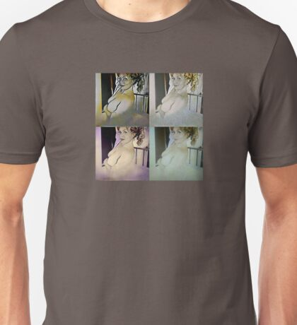 whos that girl Unisex T-Shirt