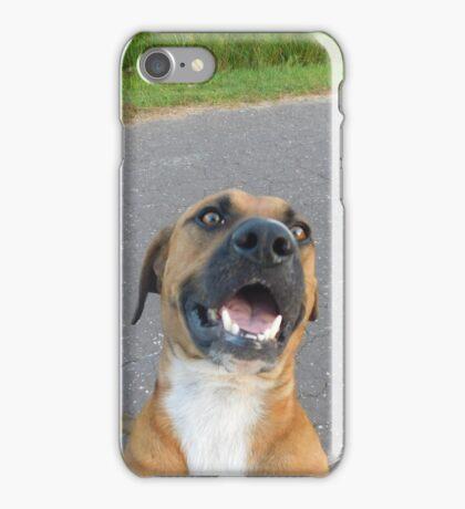 Hank, playful iPhone Case/Skin