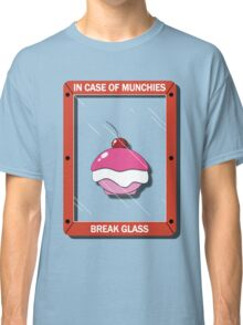 In Case of Munchies Classic T-Shirt