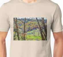 Autumn in the Valley  Unisex T-Shirt