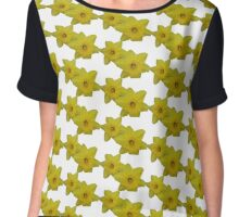 Daffodils 2 Chiffon Top
