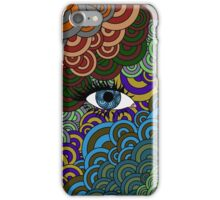 Multi-Colored Abstract Case iPhone Case/Skin