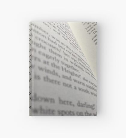 Wuthering Heights Hardcover Journal