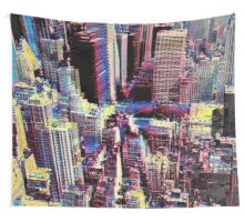 EPICENTER - artwork by artist Ruei Wall Tapestry
