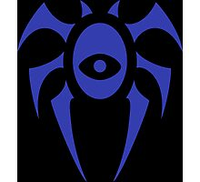 House Dimir Symbol Photographic Print