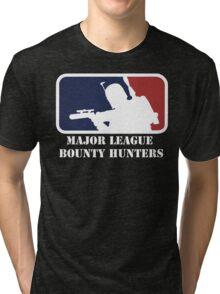 Major League Bounty Hunters Tri-blend T-Shirt