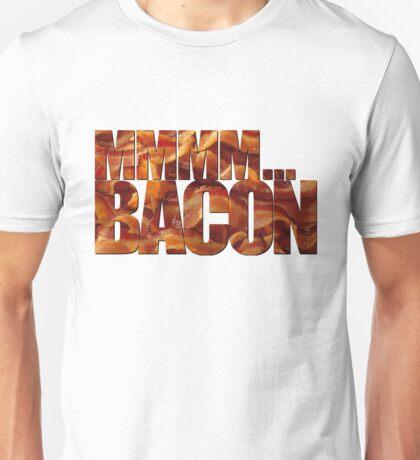 MMMM... Bacon Unisex T-Shirt