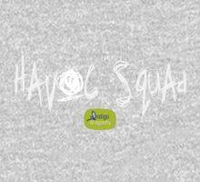 Havoc Squad - white One Piece - Short Sleeve