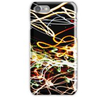 Night time madness iPhone Case/Skin