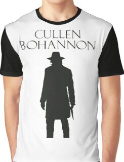 Mr. Bohannon Graphic T-Shirt