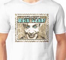 MEIN LAND - vintage distressed Unisex T-Shirt