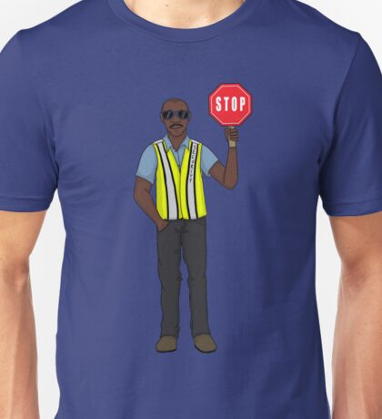 Mr. Will- PRES Security Guard Unisex T-Shirt