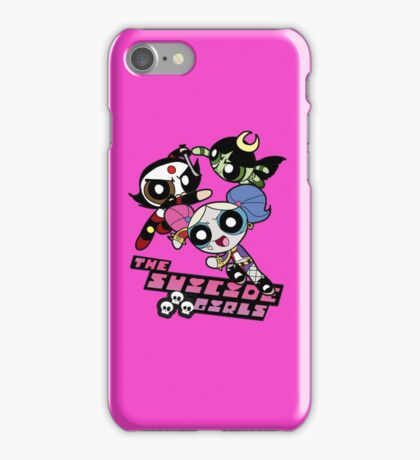 Suicide Girls iPhone Case/Skin