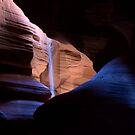 The Beauty of Antelope Canyon, Arizona by Lucinda Walter