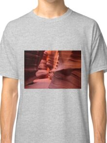 Lines in the Curves Classic T-Shirt