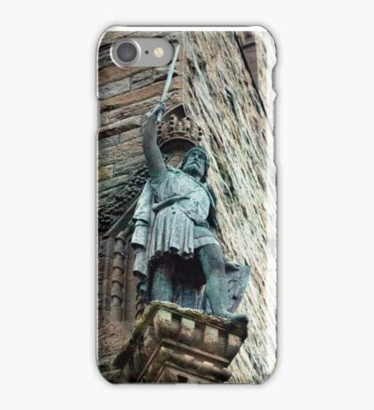 William Wallace iPhone Case/Skin