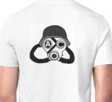 Atrocity Logo: White Unisex T-Shirt