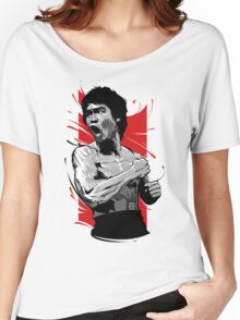 BruceLee Women's Relaxed Fit T-Shirt