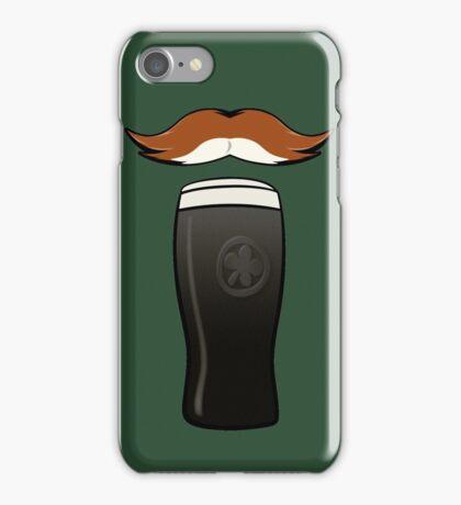 Irish Movember iPhone Case/Skin