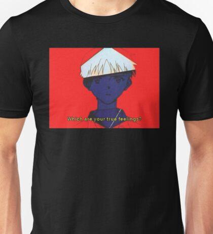 //EVANGELION SCREEN #3// Unisex T-Shirt