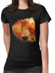 The Sleepy King Womens Fitted T-Shirt