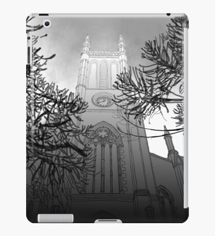 The Church Upon The Hill iPad Case/Skin