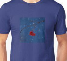 Blue house rowan tree Unisex T-Shirt
